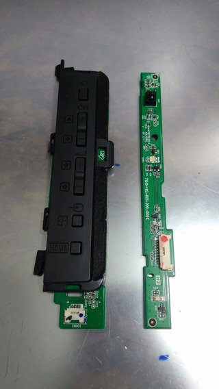 Teclado E Sensor Tv Sony Kdl-32bx325