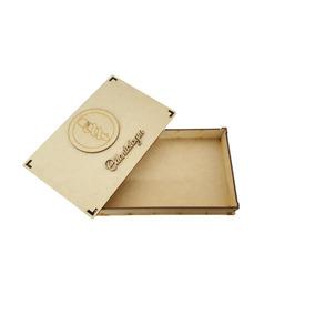 50 Caixas Mdf Lembrancinha Porta Convite Formatura Odonto