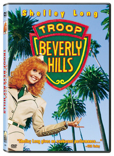 Dvd : Troop Beverly Hills (dubbed, )