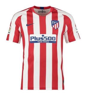 Camisa Atlético De Madri 19/20 Unif. 1 - Pronta Entrega