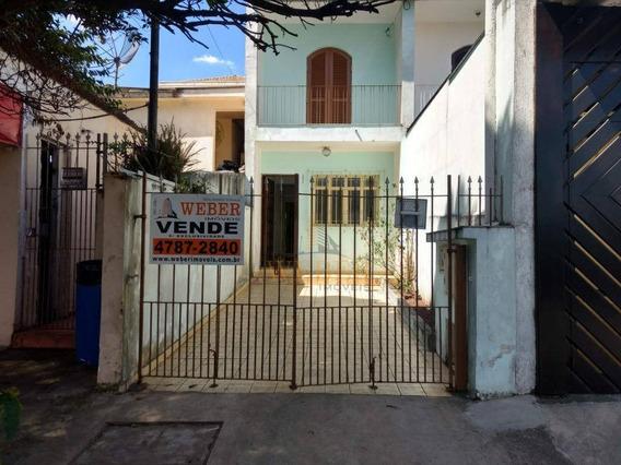Sobrado Excelente Localização - Jardim Monte Alegre - So0657