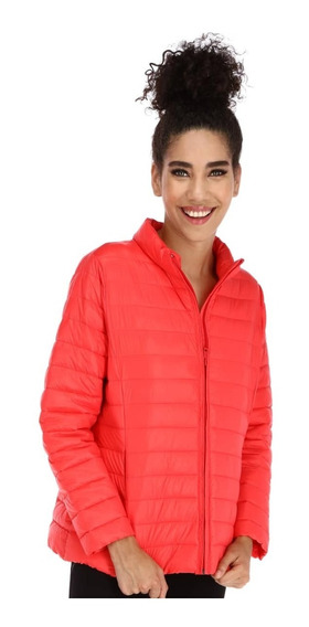 Chamarra Para Mujer Alysh Elevation T50686 Color Coral Me