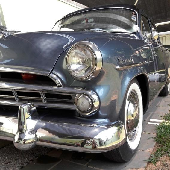 Dodge Kingsway 1953 Documentado Pronto Para Placa Preta