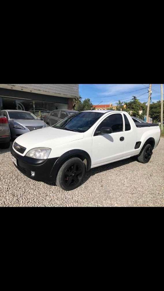 Chevrolet Montana 2008 1.8 Ls Full