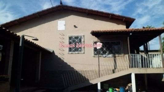 Financie Casa 3qts 1ste Comercial B. Mantiqueira Em Bhte/mg