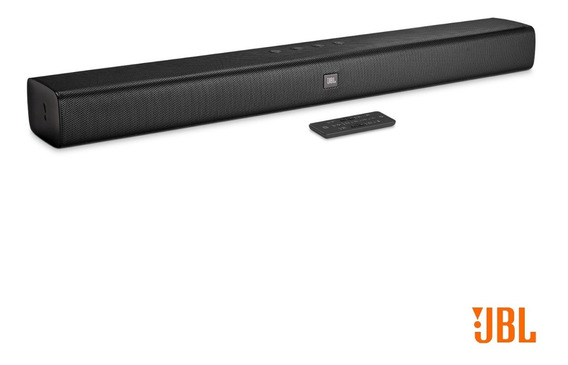 Soundbar Jbl Com 2.0 Canais E 80w - Jbl Bar 2.0 Surround