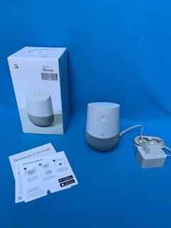 Bocina Google Home Asistente Inteligente