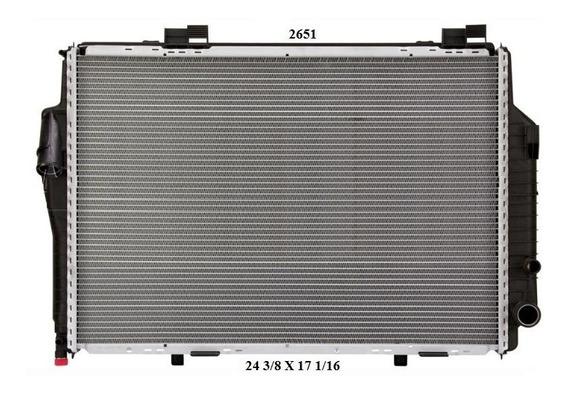 Radiador Chrysler Crossfire 2005 3.2l Deyac T/a 42 Mm