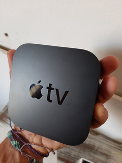 Apple Tv, Nuevo En Caja 4k, 32g, Convertí Tu Tv En Smart 0km