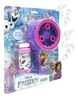 Burbujero Y Liquido Frozen A Pila Ditoys Cod 2403 Bigshop