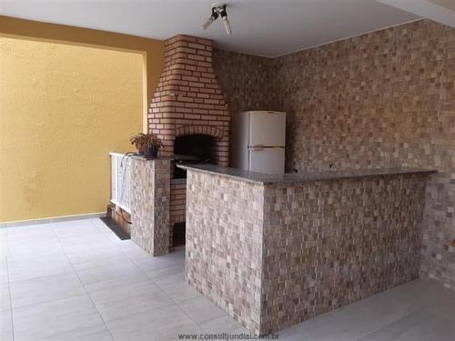 Imagem 1 de 18 de Casas À Venda  Em Jundiaí/sp - Compre A Sua Casa Aqui! - 1271862