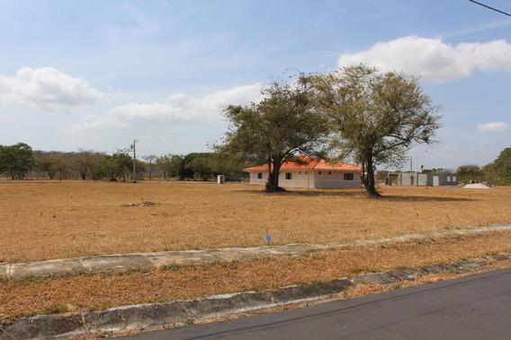 Terreno En Venta En Punta Chame 20-2985 Emb