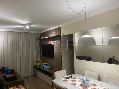 Apartamento No Condomínio Califórnia Na Av. Yervant Kissajikian - Mr76729