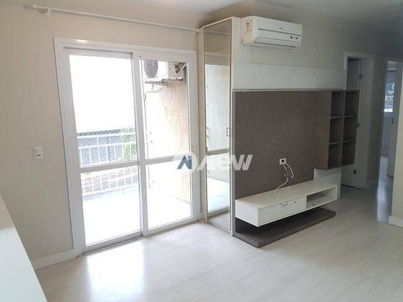 Apartamento Com 3 Dormitórios À Venda, 69 M² Por R$ 220.000,00 - Industrial - Novo Hamburgo/rs - Ap2562