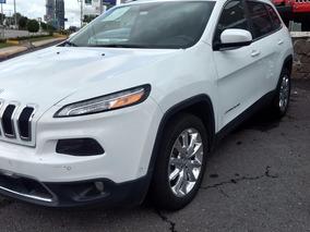 Jeep Cherokee Limited Premium 2017