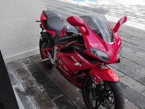 Motocicleta Megelli Rjo 250r !!!remato!!!