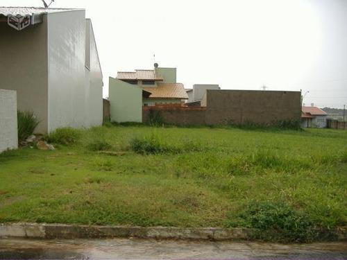 Imagem 1 de 10 de Terreno Residencial À Venda, Condomínio Terras Do Fontanário, Paulínia. - Te0489