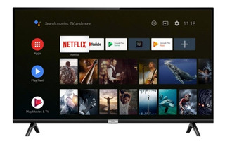 Smart Tv 40 Full Hd L40s6500 Con Android Tcl