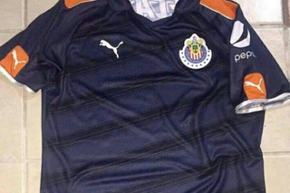 Jersey Chivas Nueva