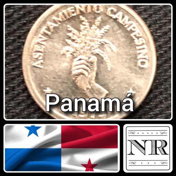 Panamá - 2 Y 1/2 Centesimos - Año 1973 - .f.a.o - Km # 32