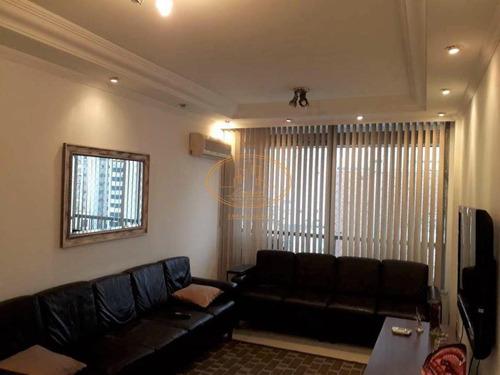 Apartamento  Com 1 Dormitório(s) Localizado(a) No Bairro Gonzaga Em Santos / Santos  - 6862