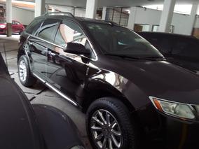 Lincoln Mkx 3.7 4x2 Mt 2013