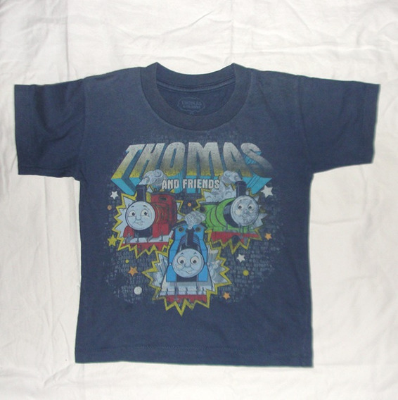 Playera Del Tren Thomas And Friends Talla 4 Años