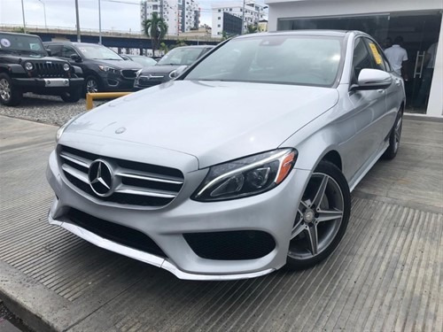 Mercedes Benz C300 2016 Full Clean (amg)