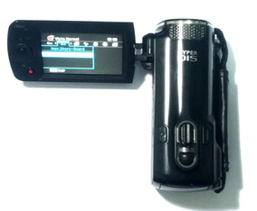 Filmadora Camcorder Samsung Intelli-zoom 65x Smx-f53bnxxaz