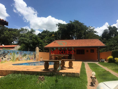 Chácara Residencial À Venda, Vale Do Igapó, Bauru. - Ch0121