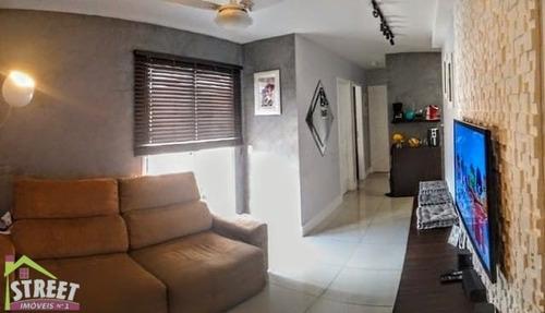 Imagem 1 de 17 de Apartamento 3 Dormitórios Com 1 Vaga Na Vila Augusta. - Ap00465 - 69782455