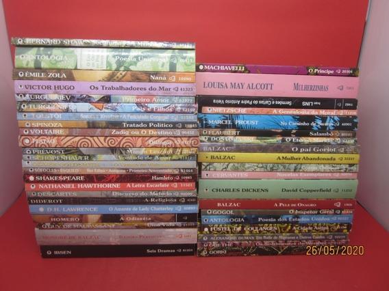 Coleção Série Clássicos De Bolso 42 Livros Odisséia