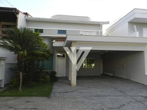 Sobrado Com 3 Dormitórios À Venda- Condomínio Granja Olga Ii - Sorocaba/sp - So1359