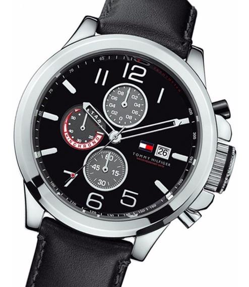 Relógio Tommy Hilfiger Masculino Casio Leia - Promoção!!