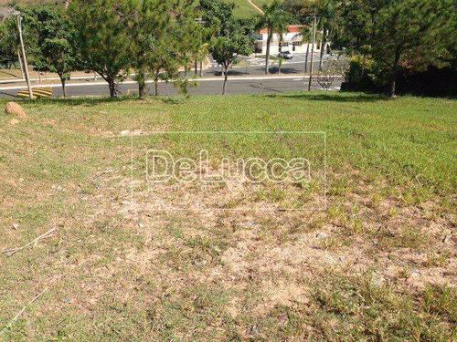 Imagem 1 de 25 de Terreno À Venda Em Loteamento Alphaville Campinas - Te002235