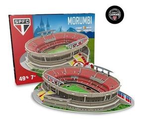 Maquete 3d Oficial Estádio Morumbi São Paulo