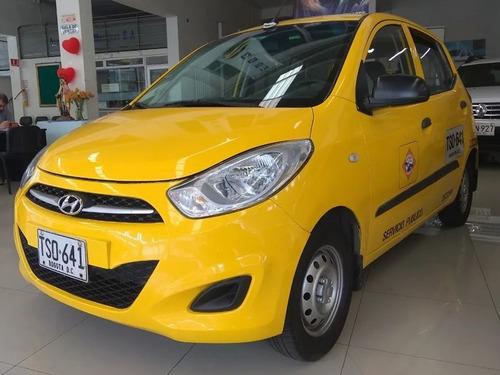 Taxi Hyundai I10 2013 Bogota Opciones De Financiamiento