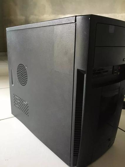 Pc Gamer Core I5 3300 4gb 320hd Placa De Vídeo R7 360 2gb Tp