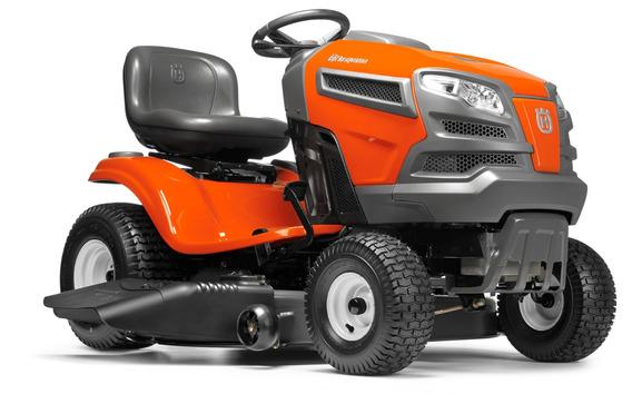 Mini Tractor Husqvarna Yta22v46 22hp 46 3 Cuotas S/ Interes