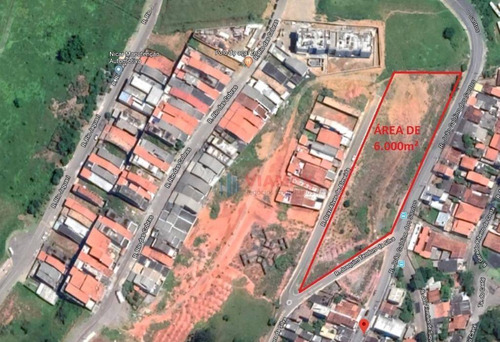 Imagem 1 de 20 de Ótima Área Com 5.737,56m² Por R$ 1.080.000,00 Na Vila São Geraldo Em São José Dos Campos/sp - Ar0019