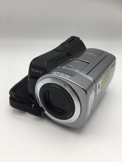 Filmadora Handycam Hdd 40gb Dcr-sr65 - 27 Horas De Gravação