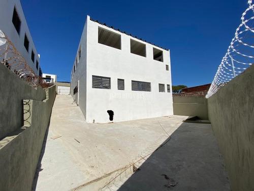 Galpao Coml 2 Andres 513m2 Area Util E 640m2 Total Prox Hospital Campo Limpo No Jardim São Luiz - Pp17716