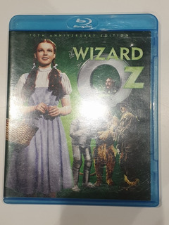 Blu Ray The Wizard Of Oz 70 Th Anniversary Edition Original