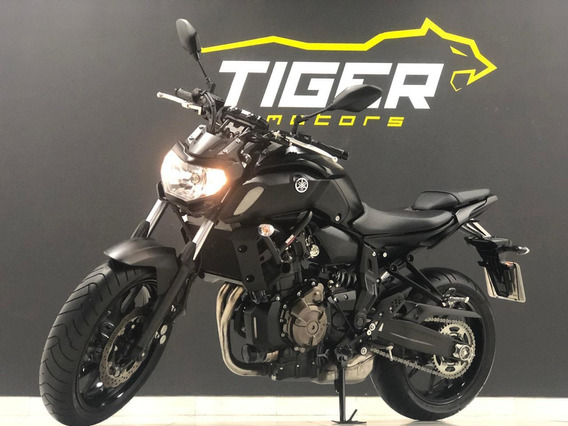 Yamaha Mt07 Abs - 2019/2020 - 3.000km