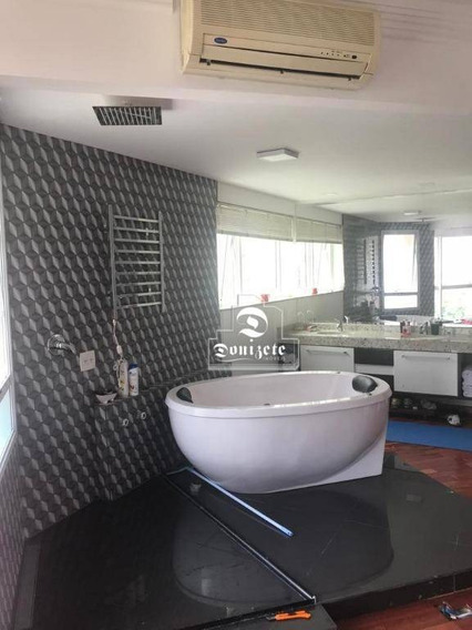 Apartamento Com 1 Dormitório À Venda, 86 M² Por R$ 610.000,01 - Jardim - Santo André/sp - Ap1471