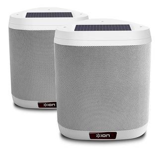 Parlante Ion Keystone Par Bluetooth 80w Carga Solar