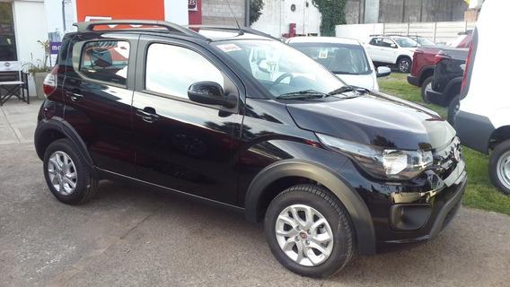 Fiat Mobi 0km Plan Uber Gnc Retíralo Con $70.000 Y Cuotas R-