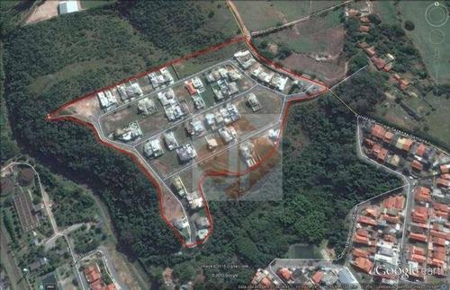 Terreno À Venda, 375 M² Por R$ 265.000,00 - Condomínio Bosque Dos Cambarás - Valinhos/sp - Te0413