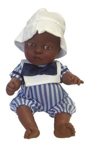 Muñeco Africano Recién Nacido