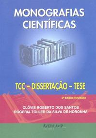 Monografias Científicas Tcc Dissertação Tese